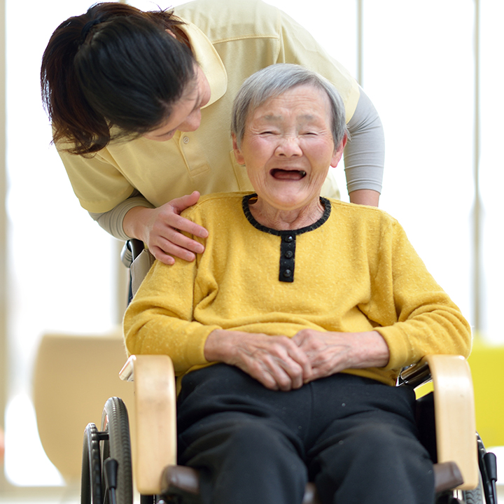 介護現場における人間関係のコツ